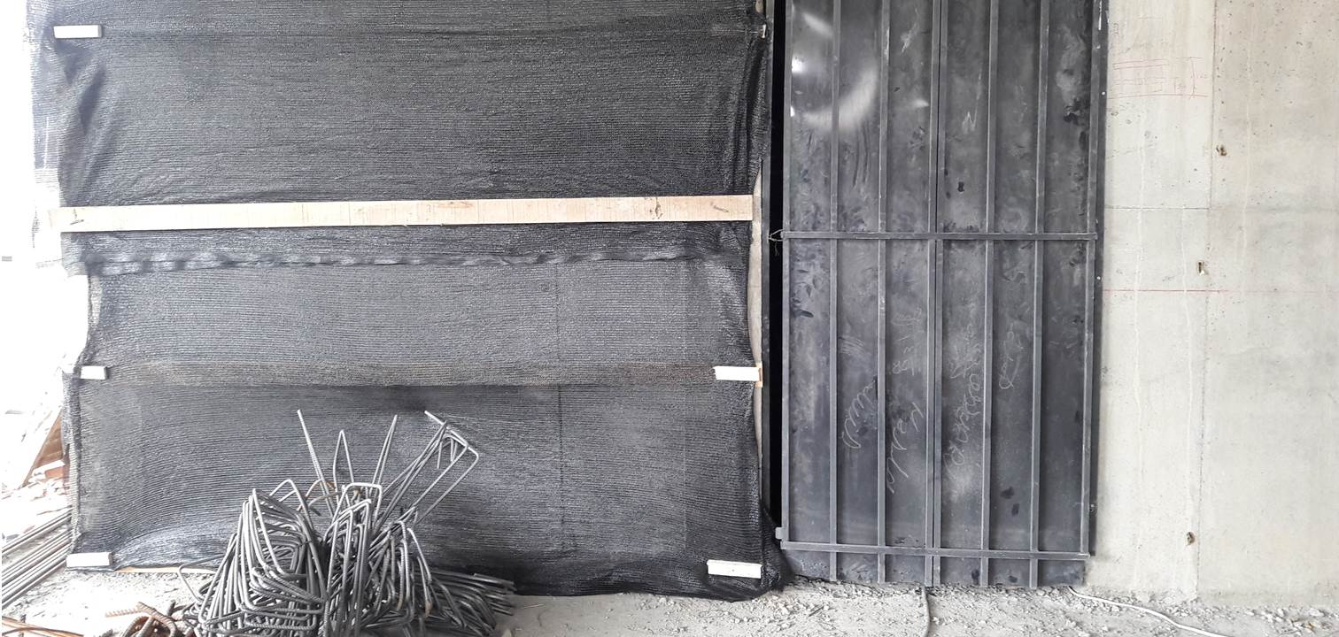 Puertas para obras